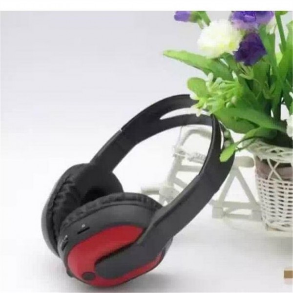 Ys Bt9939 Bluetooth Headset Color Red